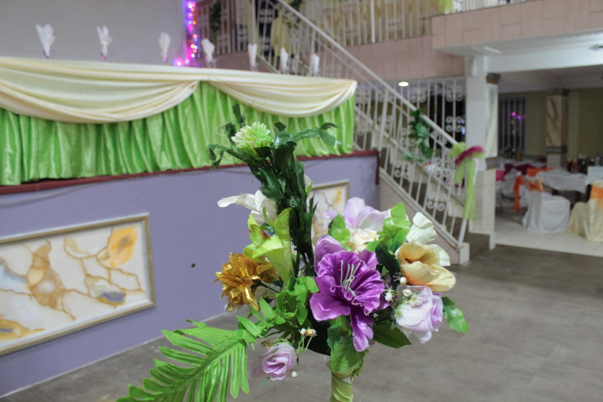 Service décoration dédié