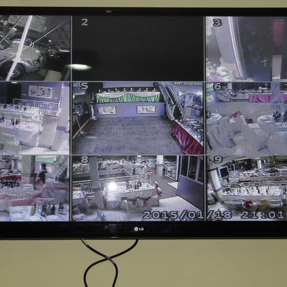 Centre de contrôle vidéo