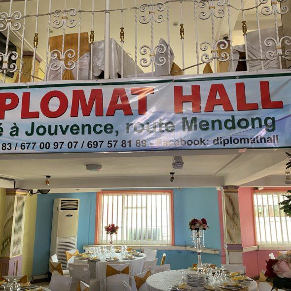 DIPLOMAT HALL Salle V.I.P. Mariage 5