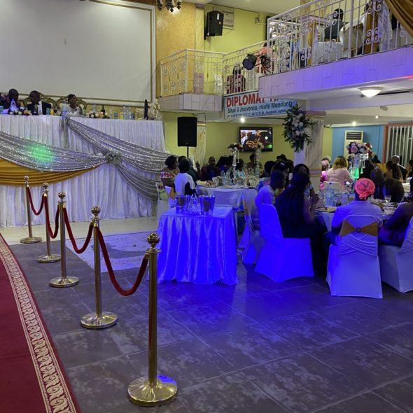 DIPLOMAT HALL Salle V.I.P. Mariage 7