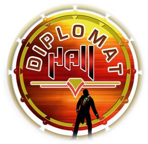 Diplomat Hall Logo